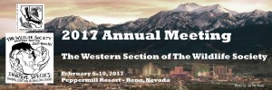 TWS-Western Section Annual Meeting @ Reno | Nevada | United States